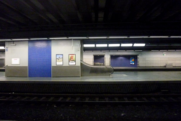 Gare de Bruxelles Luxembourg