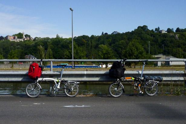 Les vélos !